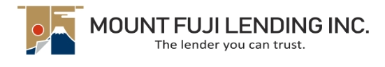MOUNT FUJI LENDING INC.